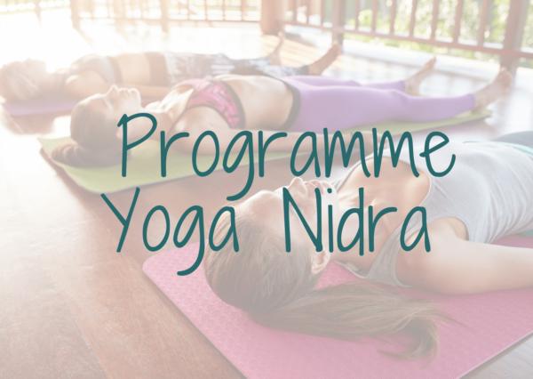 Yoga Nidra, relaxation